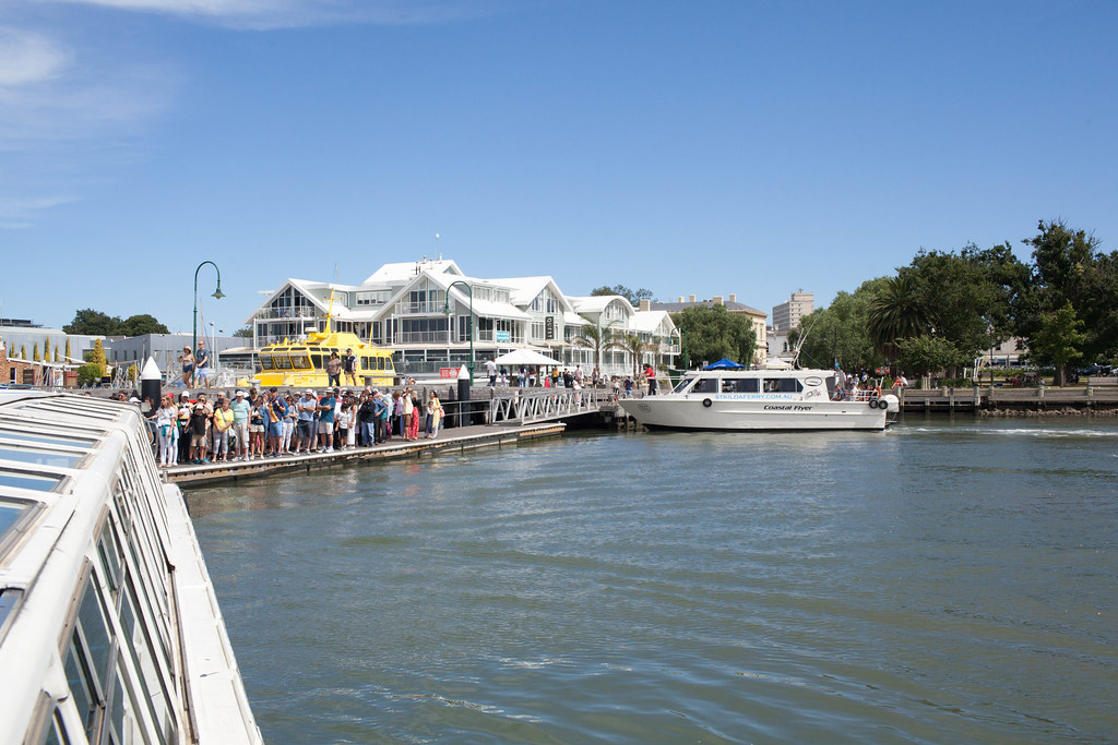 澳大利亞.墨爾本:CBD Suburb and Williamstown