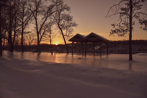 d750 dajewski hudsonriver nikonafsnikkor24120mmf4edvr nikond750 gdajewski ice landscape reflection sunset schodackislandsp