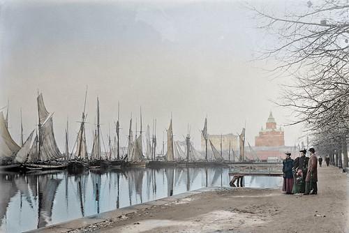 helsinki northernharbour 1891 harryhintze vintage finland ship harbor