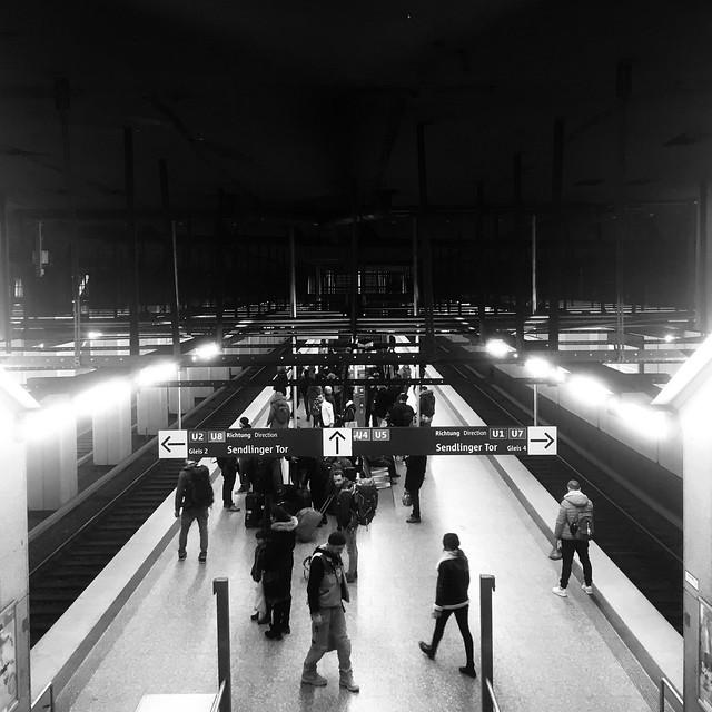 München Hauptbahnhof U-Bahn