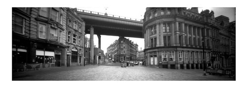 The Side, Newcastle (pinhole) | by filmphotography.blog