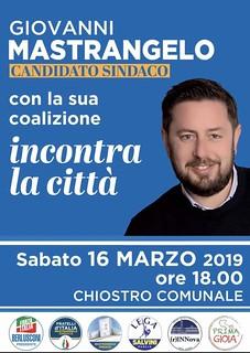 candidato sindaco mastrangelo presentazione | by LA VOCE DEL PAESE