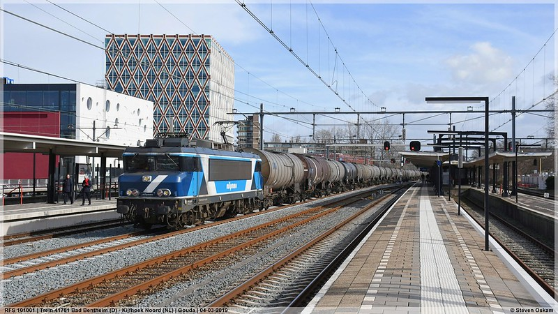 RFS 101001 | Gouda Station | 04-03-2019