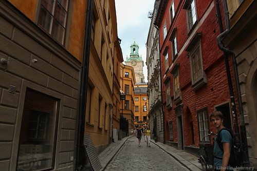 Stockholm | by libelle_journey