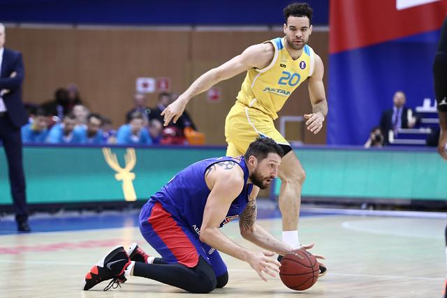 11/04/2019 CSKA-Astana 91:72