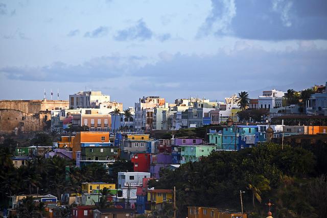 old st juan puerto rico