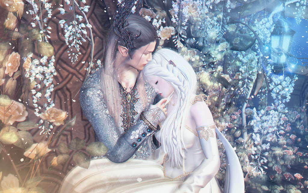 Thranduil Love.(LOTR Enchantment Contest Entry 2019)