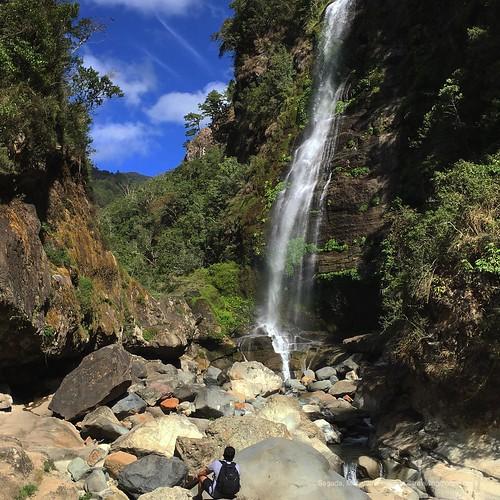 Bomod-ok Falls   by Traveling Morion
