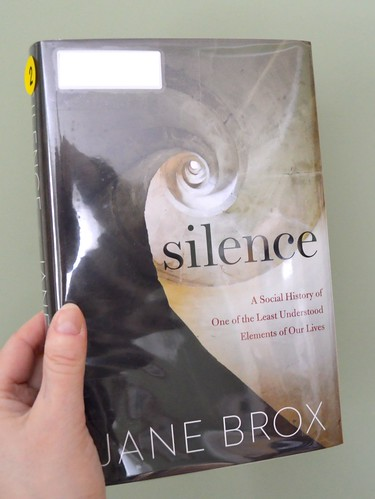 Current Reading Silence | by eppujensen