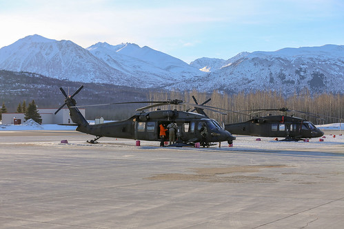 Bryant Army Airfield to conduct continued search-and-rescue operations for a missing aircraft | by #PACOM