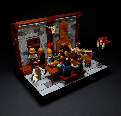#016 - The Banquet