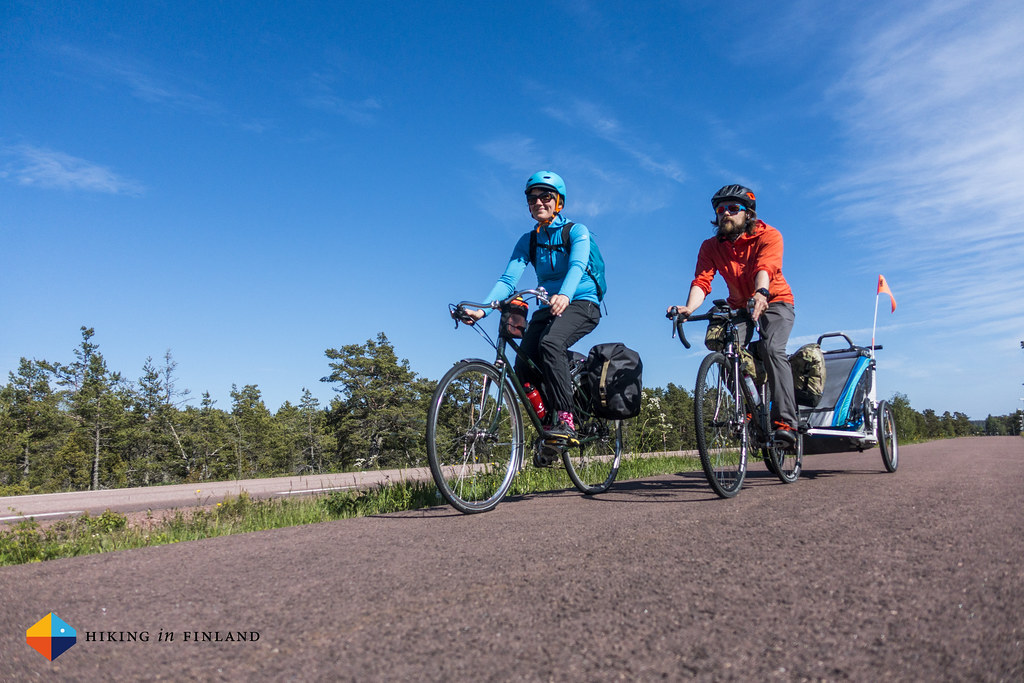 Cycle Touring on Åland