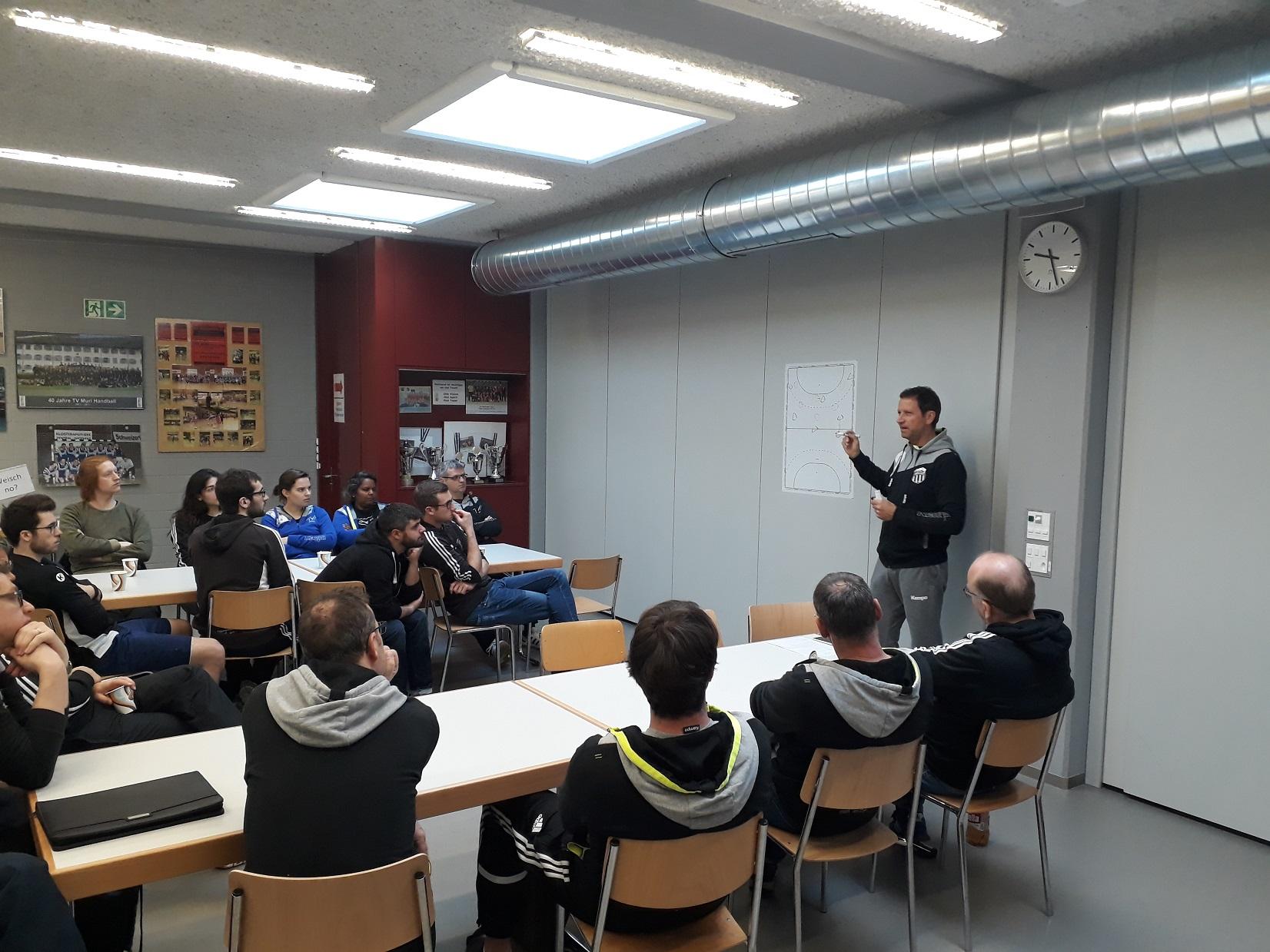Trainerfortbildung März 2019