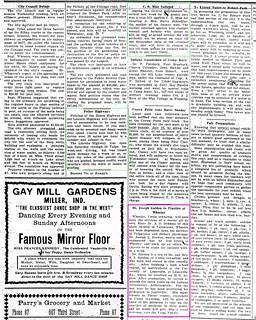 2019-04-05. Dr. Jos. Gordon, Gazette, 7-20-1923