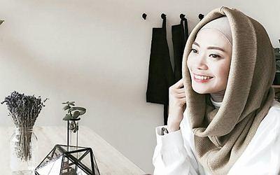 Trik Memilih Hijab Bagi Anda yang Berpipi Tembem