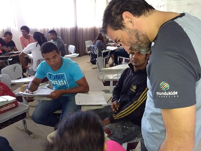 Mundukide-20 urte-Brasil