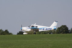 G-AXTC Piper PA-28-140 [28-26265] Sywell 020918