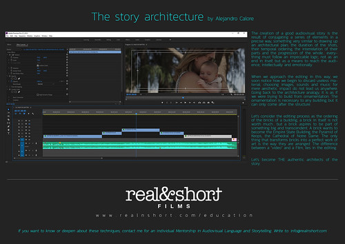 The story architecture (ENG) by Alejandro Calore | by Alejandro Calore (REAL&SHORT® owner)