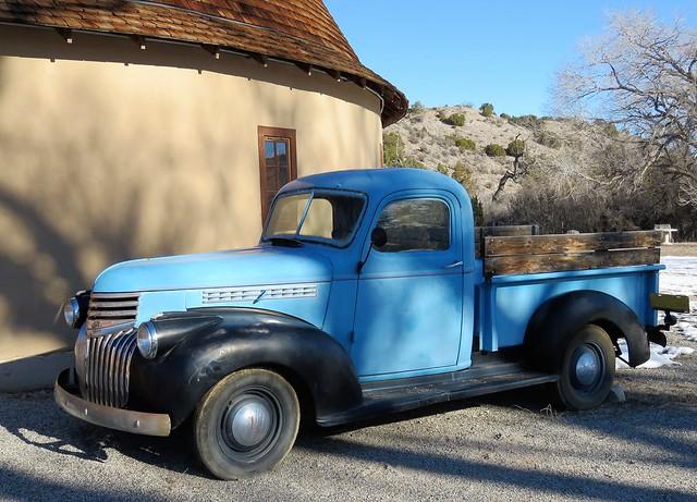 Vintage Chevrolet Pickup Truck