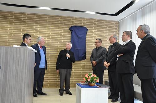 Bendecido el nuevo edificio Padre Arturo Echeverri