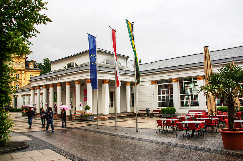 Trinkhalle, Bad Ischl( Pump Room) 1