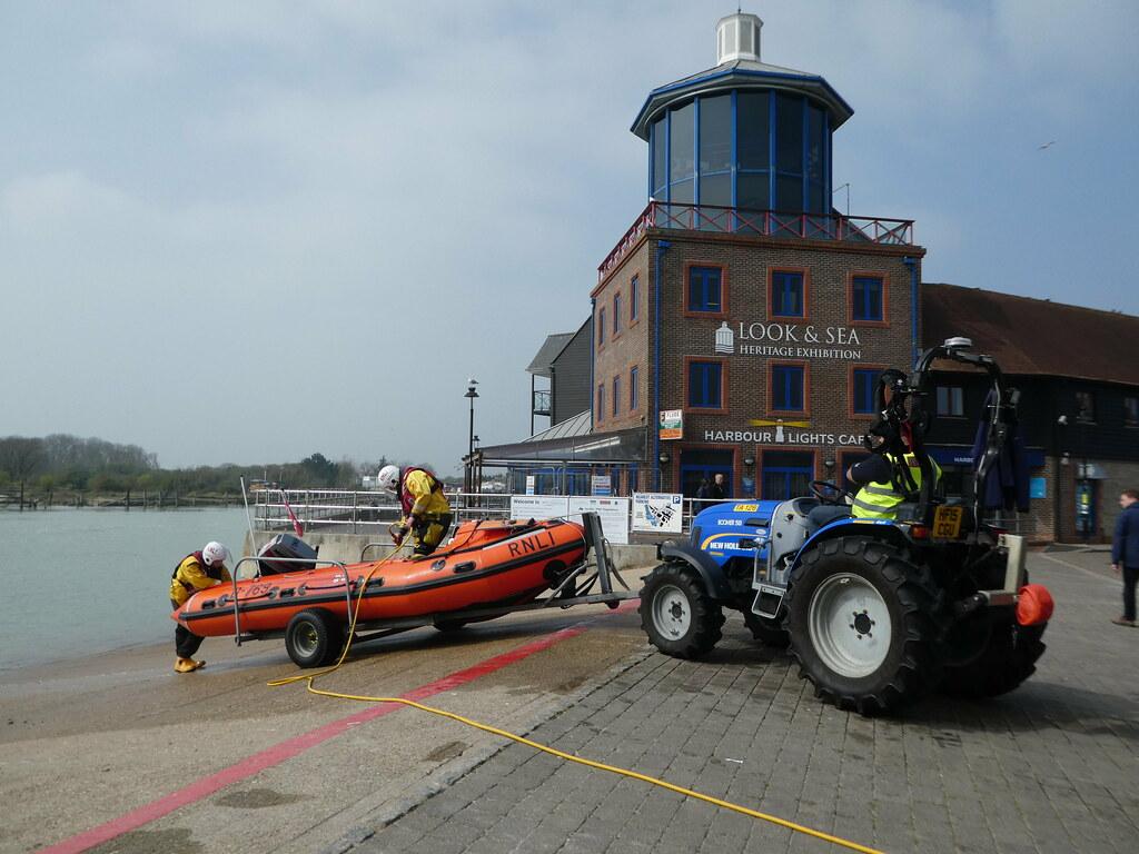 Littlehampton RNLI  lifeboats