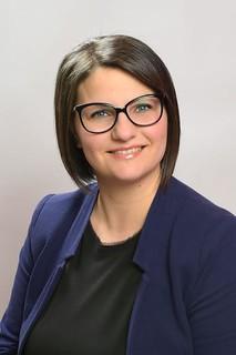 Il vicesindaco e assessore ai lavori pubblici Anna Maria Latrofa