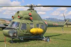 B-2950 Mil Mi-2 Slovakian Police Force Dubnica (Slavinca) 31st August 2018