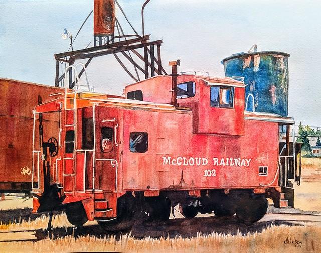 McCloud Railway *