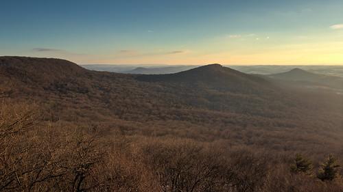 pulpitrock appalachiantrail overlook sunrise hiking bluemountains hdr canon80d canon1740 pa pennsylvania