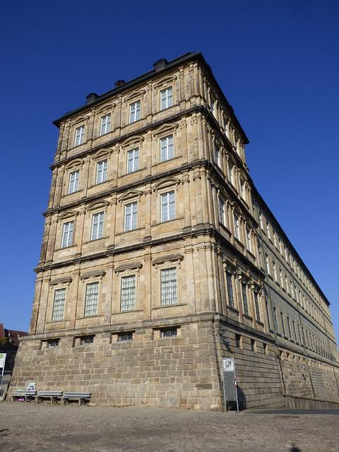 Domplatz Building Bamberg