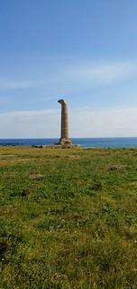 Colonna del tempio di Hera Lacinia