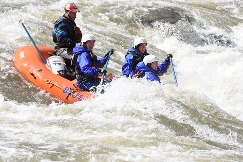 Rafting on the French Broad