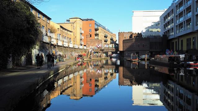 Regent canal Camden Town