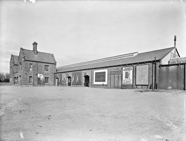 Tramore train station : commissioned by Messrs Eason & Son, Dublin