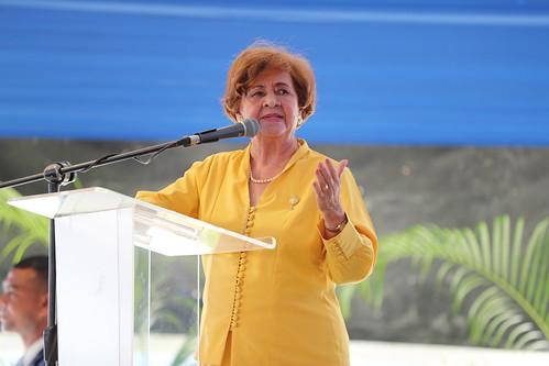Santiago: presidente Danilo Medina entrega siete centros educativos. Incorpora a más de 5,250 estudiantes a Jornada Escolar Extendida   by PresidenciaRD