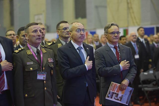 Otvorena izložba vojne industrije u Splitu - ASDA 2019