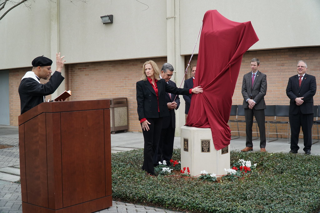 Br. Martin Statue Dedication and Blessing