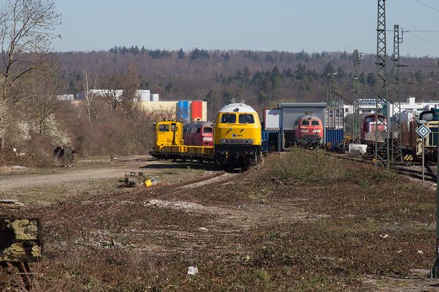 Baureihe 218, ELBA Logistik GmbH