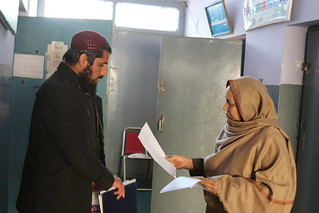 Nangarhar University. | by UN Assistance Mission in Afghanistan