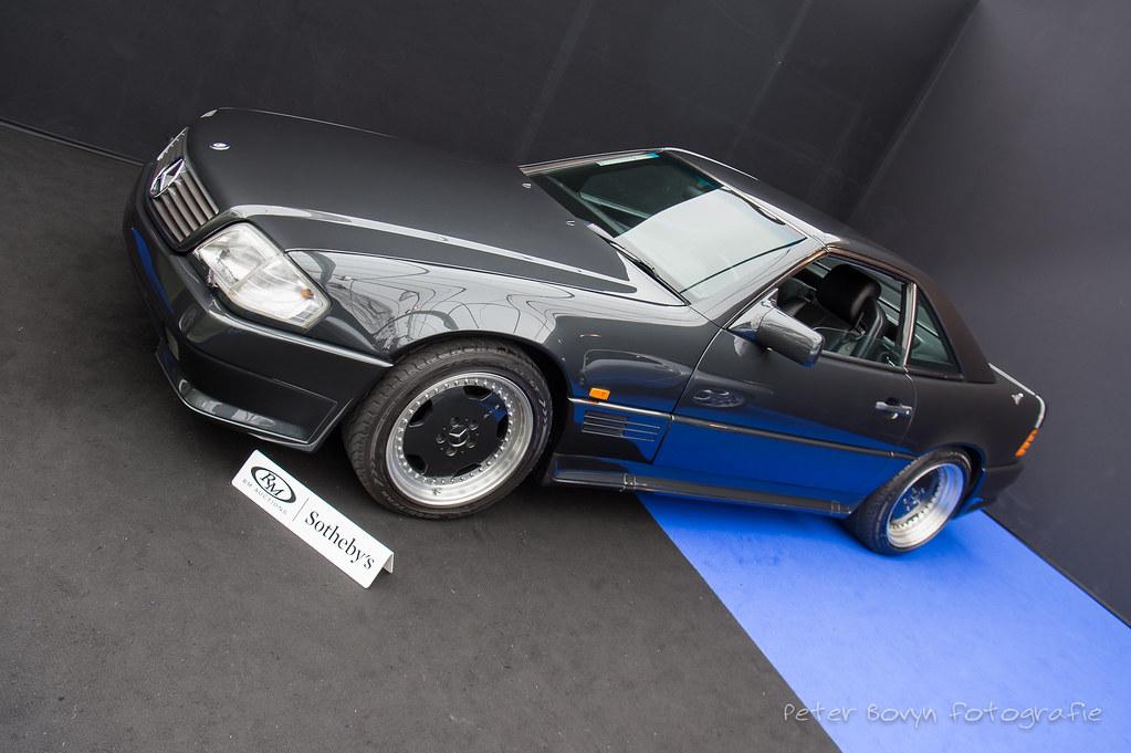 Mercedes 500 SL AMG 6.0 - 1991