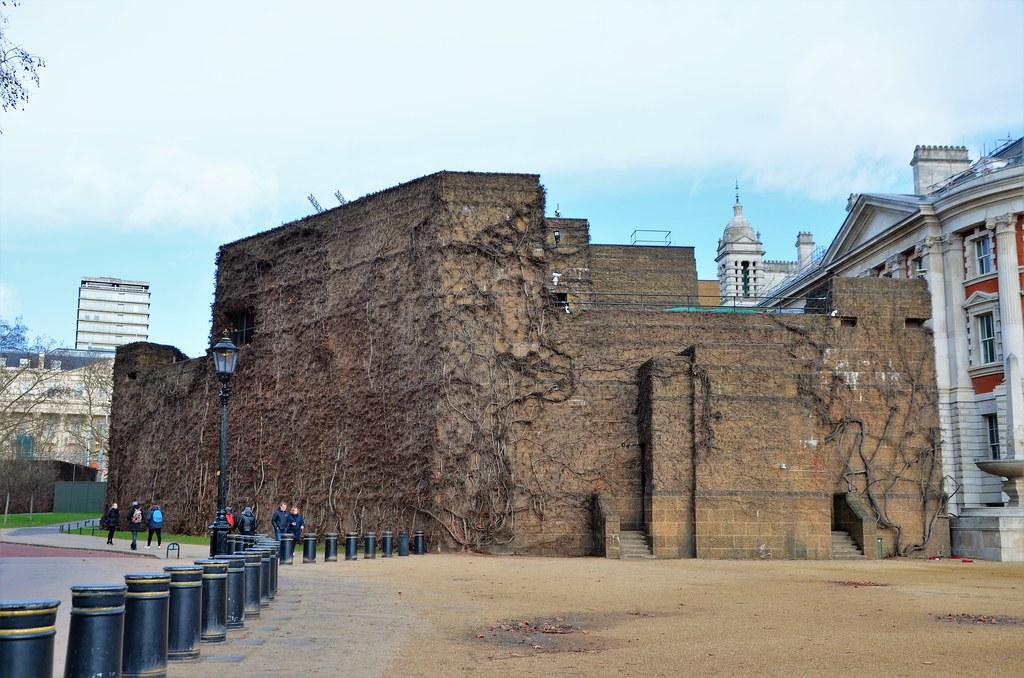 The Admiralty Citadel, London | The Admiralty Citadel, Londo… | Flickr
