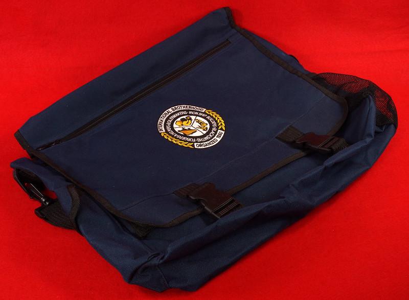 RD17312 Boilermakers, Shipbuilders, Blacksmiths, Forgers AFL-CIO-CFL Brotherhood Messenger Shoulder Bag DSC09437