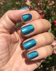 DV8 - China Glaze - OMG Collection 2008