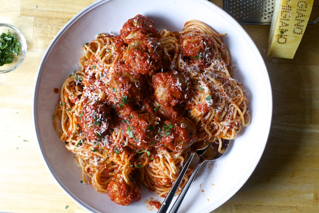 Perfect Spaghetti And Meatballs Perfect Spaghetti And Meat Flickr