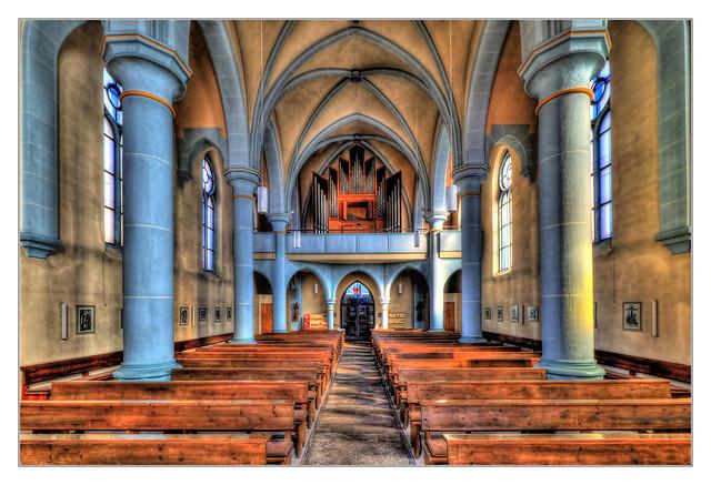 Eisenach - Pfarrkirche St. Elisabeth 04