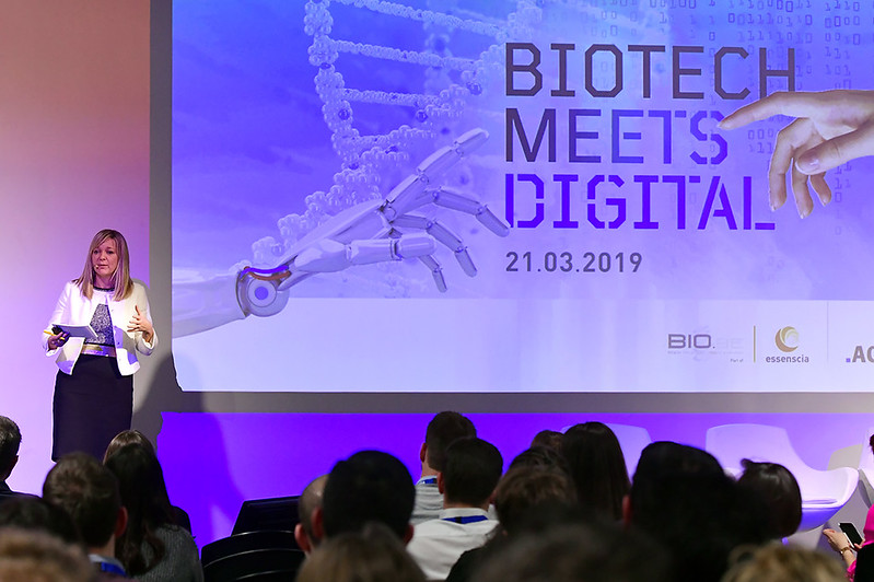 Biotech meets digital - bio.be/essenscia & Agoria - 21/03/2019