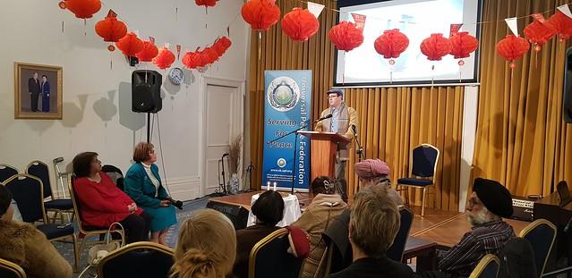 United Kingdom-2019-02-06-World Interfaith Harmony Week Observed in London