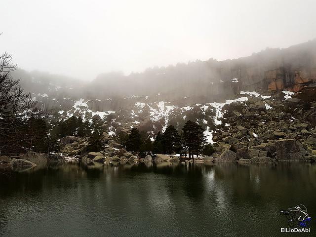 Anochecer en la Laguna Negra de Vinuesa 5
