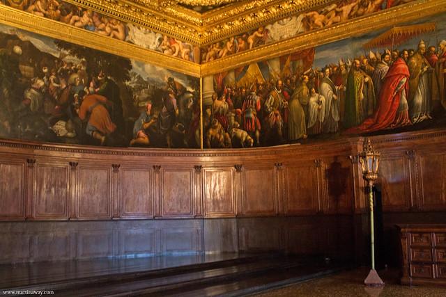 Sala del Consiglio dei Dieci